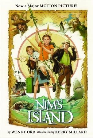 nim's island book cover